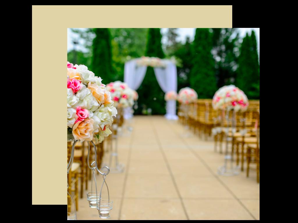 wedding planner organisation mariage organisation à la carte prestataires mariage Jour J coordination mariage cérémonie