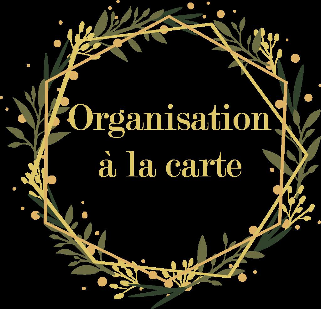 wedding planner organisation mariage organisation à la carte prestataires mariage Jour J